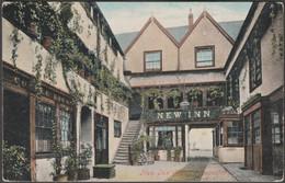 New Inn Hotel, Gloucester, C.1905-10 - Valentine's Postcard - Gloucester