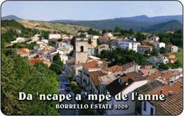 USATE Ass.ne Culturale Borrello Estate 2009 - Public Practical Advertising