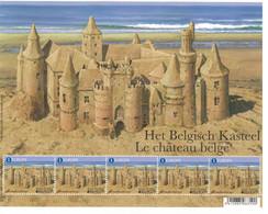2017 - Het Belgisch Kasteel - Le Château Belge. - Bloques 1962-....