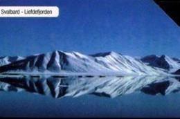 USATE  Associazione Grande Nord - Svalbard Liefdefjorden 1/2 - Publiques Figurées Ordinaires