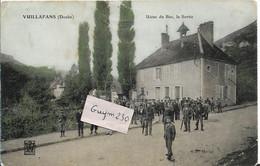 VUILLAFANS Usine Du Bas , La Sortie - Andere Gemeenten