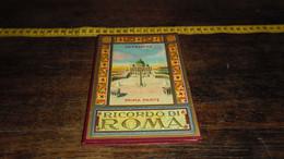 ROMA _ OUD BOEKJE !!  __ ( Lot : Ismo 11 ) - Toursim & Travels