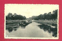 C.P. Bracquegnies = Vue  Du  Canal - La Louvière