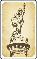 USATE  Giuseppe Garibaldi - Carrara - Public Practical Advertising