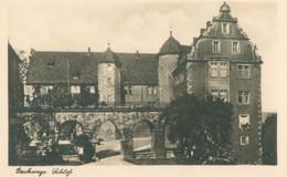 Eschwege; Schloss - Nicht Gelaufen. (Karl Thoericht - München) - Eschwege