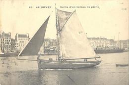 Le Havre - Sortie D'un Bateau De Pêche - Sonstige