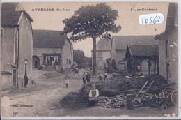 ATHESANS- PLACE CENTRALE - Autres Communes