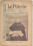 Le Pèlerin Revue Illustrée N° 1575 10 Mars 1907 Monsabre Naufrage Du Berlin Bandit Corse Bellacoscia Prades Ariège - Ohne Zuordnung