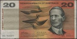 Australia : Commonwealth Australia $20 Banknote - Moneta Locale