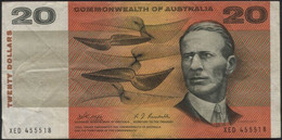Australia : Commonwealth Australia $20 Banknote - Monnaie Locale
