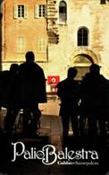 USATE - Palio Della Balestra - Gubbio - Public Practical Advertising