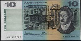 Australia $10 Paper Money Banknote - Moneta Locale