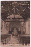 53 Le BURET église Pavoisée Fête De Sainte Thérèse De L'Enfant Jésus - Altri Comuni