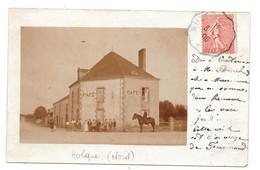 CPA 59 - Photo HOLQUE - CAFE - Altri Comuni