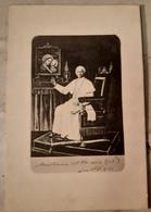 Ricordo Della Visita Di Edoardo Pulciano Arcivescovo Di Genova All'educatorio Delle Marcelline 26 Aprile 1904 - Santini