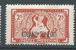 Kouang- Tchéou   -   Yvert N°  117  * *     - Ad 41713 - Nuevos