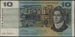 Australia : Commonwealth Australia $10 Banknote - Moneta Locale