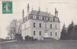 Côte-d'Or - Lacanche - Château De M. Coste - Other Municipalities
