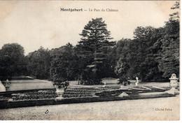 02-MONTGOBERT- LE PARC DU CHATEAU-ANIMEE - Andere Gemeenten