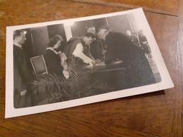 GRAZ - WALTENDORF - FESTLICHER AKT MIT UNTERSCHRIFT - WIDMUNG - NAME - 1943 - Lugares