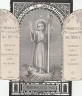 Francoise Adam-couvin 1885 - Devotieprenten
