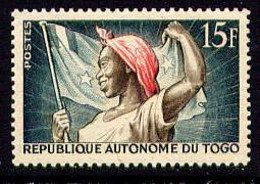 TOGO - N° 260** - DRAPEAU NATIONAL - Togo (1960-...)