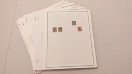 Lot N° TH 138 Anc Colonies Fr. + Pays D'expressions Fr.neufs X Ou Obl Sur Page D'albums - Sammlungen (im Alben)