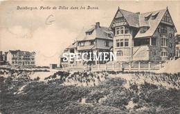 Partie De Villas Dans Les Dunes - Duinbergen - Knokke
