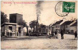 78 NOISY-le-ROI - Le Tramway De Versailles à Meulan - Sonstige Gemeinden