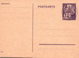 ENTIER POSTAL. REICH. 11.4.1944. 30c GENERALGOUVERNEMENT. WARSCHAU - Generalregierung