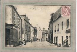CPA - (29) ROSPORDEN - Aspect De La Rue Du Moulin Au Début Du Siècle - Otros Municipios