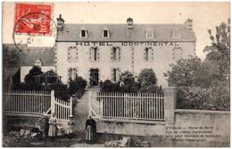 22 ETABLES - Vue Del 'hotel Continental - Etables-sur-Mer