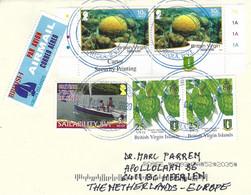 British Virgin Islands 2020 Tortola Coral Sailing Sugar Apple Annona Squamosa Fruit Cover - British Virgin Islands