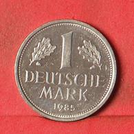 GERMANY FEDERAL REPUBLIC 1 MARK 1985 J -    KM# 110 - (Nº39471) - 1 Mark