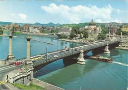 LIEGE - Pont De Fragnée - N'a Pas Circulé - Liege