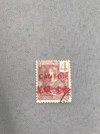 CANTON  : 1906-08 Timbre N° 35 - Oblitérés