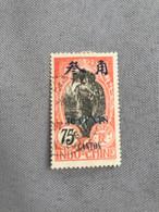CANTON  : 1919 Timbre N° 79 Oblitérés - Oblitérés