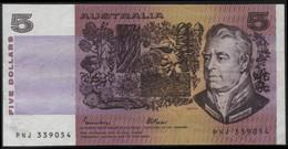 Australia $ 5 Paper Money Banknote - Moneta Locale