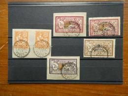FRANCE Colonies Dédéagh Très Belles Oblitérations  Voir Scans - Used Stamps