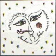 Autoadhésif(s) De France N°  148.** Ou 4130 - Franok Et Sabine - Coeur Saint Valentin 2008 - 20 Grammes - Unused Stamps