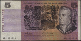 Australia : Commonwealth Australia $ 5 Banknote - Monnaie Locale