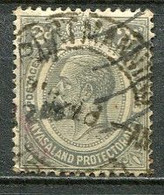 Nyasaland Mi# 13 Or 26 Gestempelt/used - KGV - Nyassaland (1907-1953)