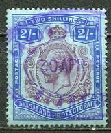 Nyasaland Mi# 31 Gestempelt/used - KGV - Fiscal Use - Nyassaland (1907-1953)