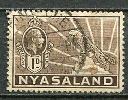 Nyasaland Mi# 37 Gestempelt/used - KGV - Nyassaland (1907-1953)