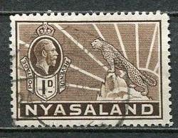 Nyasaland Mi# 37 Gestempelt/used - KGV - Nyasaland (1907-1953)