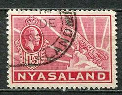Nyasaland Mi# 38 Gestempelt/used - KGV - Nyasaland (1907-1953)