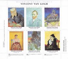 France Vignettes - VAN GOGH - Neuf ** Sans Charnière - TB - Blocchi & Foglietti