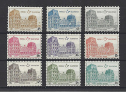 BELGIQUE. YT Colis Postaux  N° 406/414  Neuf **  1971 - 1952-....