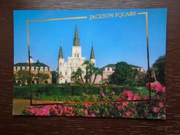 états-unis , Louisiana , Jackson Square - Other