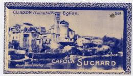 Vues De France. Clisson.  ( Loire Inférieure )  Eglise. - Suchard